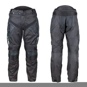 Motorcycle pants W-TEC Anubis, Black
