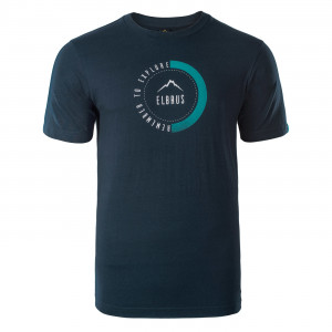 Mens t-shirt ELBRUS Loreto, Dark blue
