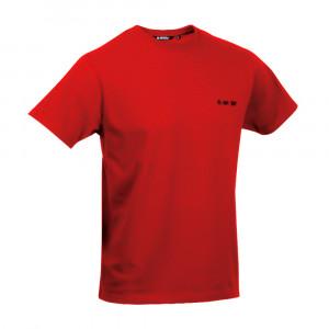 Men's sports t-shirt HI-TEC Fenix, Red