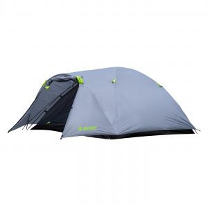 Tent HI-TEC Solarproof 4, Gray
