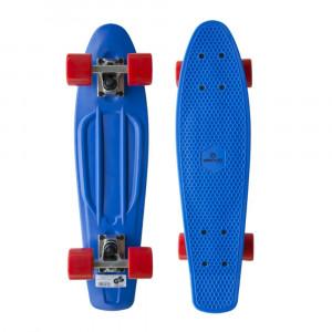 Skate SPARTAN Plastic Board 22.5, Blue