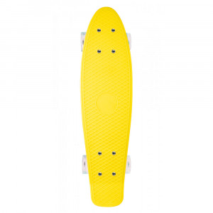 Penny board Light Aspy with light wheels, Yellow