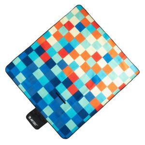 Picnic blanket HI-TEC Pico multicolour