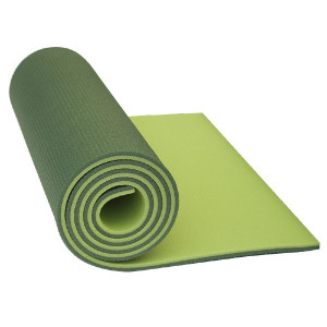 Double-layer mat YATE 10 mm, Green