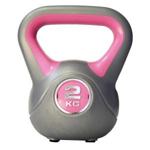 Dumbbell inSPORTline Vin-Bell 2 kg