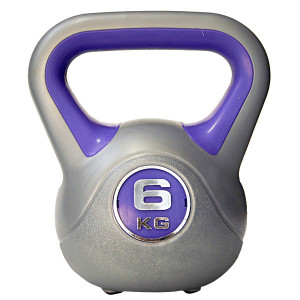 Dumbbell inSPORTline Vin-Bell 6 kg