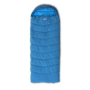 Sleeping bag PINGUIN Blizzard Wide PFM 190cm - New 2020 L, Blue