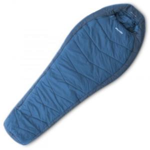 Winter sleeping bag PINGUIN Comfort PFM 195cm L New 2020, Blue