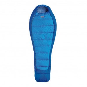 Sleeping bag PINGUIN MIstral 195 cm L - New 2020, Blue