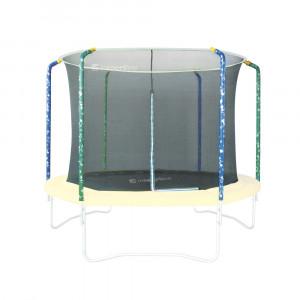 Safety net for trampoline inSPORTline Sun 244 cm