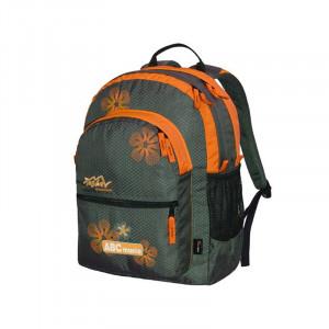 Backpack TASHEV ABC Girls - Gray / Orange