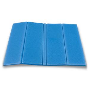 Foldable seat YATE
