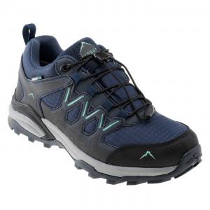 Ladies shoes ELBRUS Euberen Low WP Wo s, Dark blue