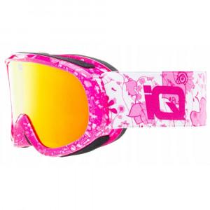 Ski goggles IQ Tignes Jr, Pink