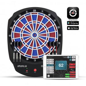 Smart dartboard CARROMCO Smartness Arcadia 4.0