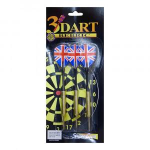Darts arrows MAXIMA, 3 pcs.