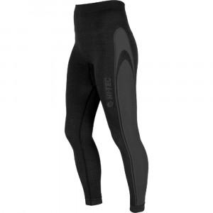 HI-TEC Lady Rin thermal tights, Black / Gray