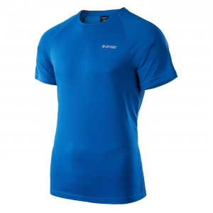 Men's t-shirt HI-TEC Makkio, Blue
