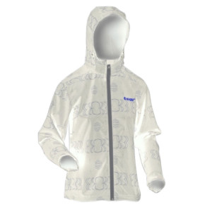 Jacket HI-TEC Sherya  Wo s, White
