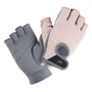 Women's fitness gloves MARTES Lady Sofit, Pink