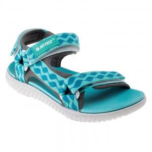 Women's sandals HI-TEC Hanary Wos, Turquoise