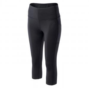 Womens sports leggings MARTES Lady Vika 3/4, Black