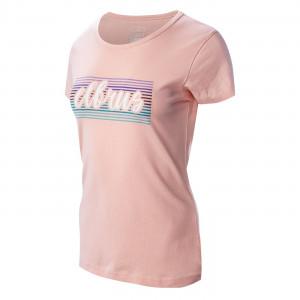 Womens T-shirt ELBRUS Ukaja II, Pink