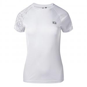 Womens T-shirt IQ Esti Wmns, White