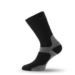 Merino wool socks LASTING WSB, Gray