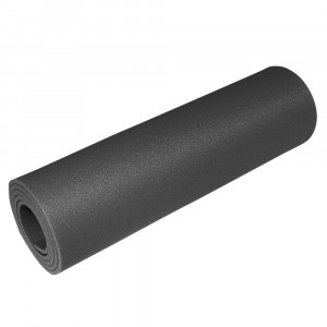 One-layer foam mat YATE 8mm, gray