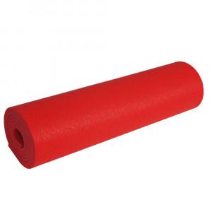 One-layer foam mat YATE 8mm, red