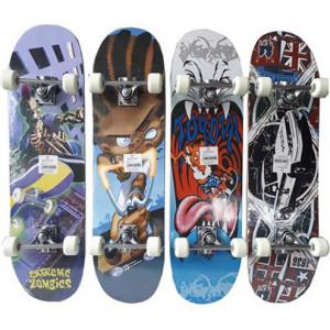 Skateboard SPARTAN Circle Star 31