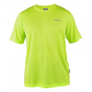 Mens T-shirt HI-TEC Memmo, Green
