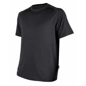 Mens T-Shirt HI-TEC New Mirro black