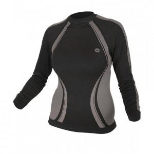Thermal long-sleeved shirt HI-TEC Lady Rico - gray