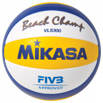 Volleyball Ball Mikasa VLS 300 beach, FIVB