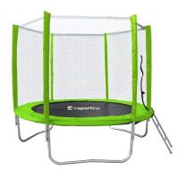 Trampoline Set inSPORTline Froggy PRO 244cm