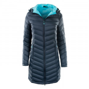 Ladies Padded Coat ELBRUS Hanna Wos, Gray