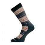 Thermo socks LASTING TWP, Beige