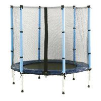 Fun Trampolin + Net SPARTAN, 140 cm