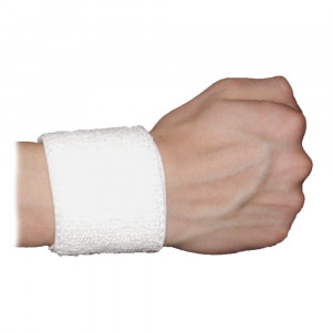 Wristband SPARTAN Frottee