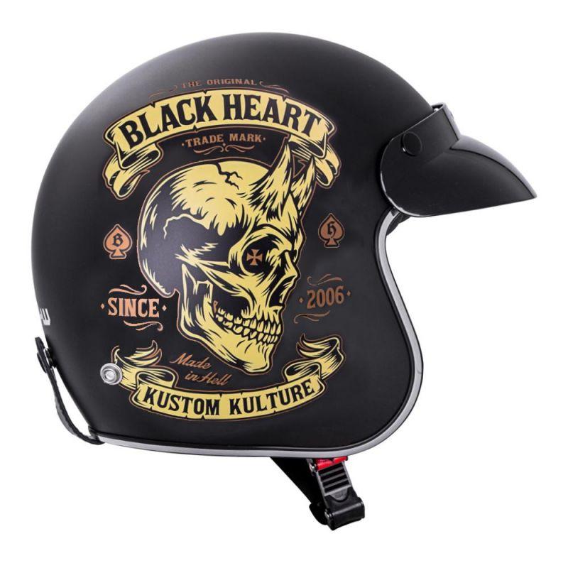 d7a8f5196 Moto helmet W-TEC V541 Black Heart, Devil