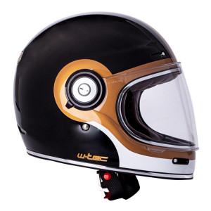 Moto helmet W-TEC V135 Fiber Glass