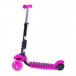 3-in-1 Scooter WORKER Nimbo, Pink