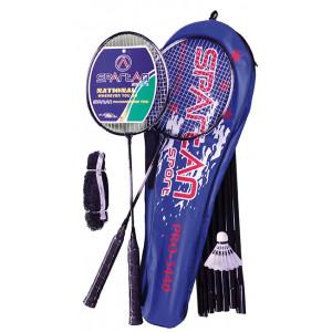 Badminton Set SPARTAN Deluxe