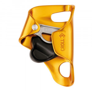 Self locking device for chest PETZL Croll