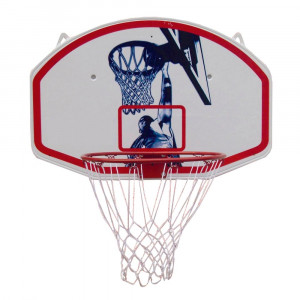 Basketball board with ring SPARTAN
