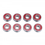 Colour bearings  for roller  WORKER ABEC 11