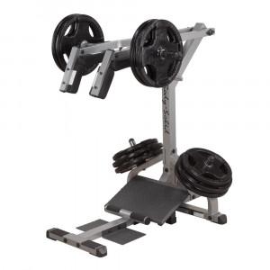 Leverage Squat/Calf machine GSCL360 Body-Solid