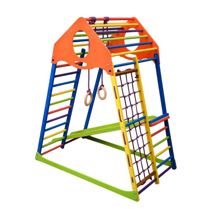 Children's Climbing Frame inSPORTline Kindwood Set